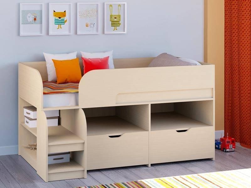 Кровать для самых маленьких