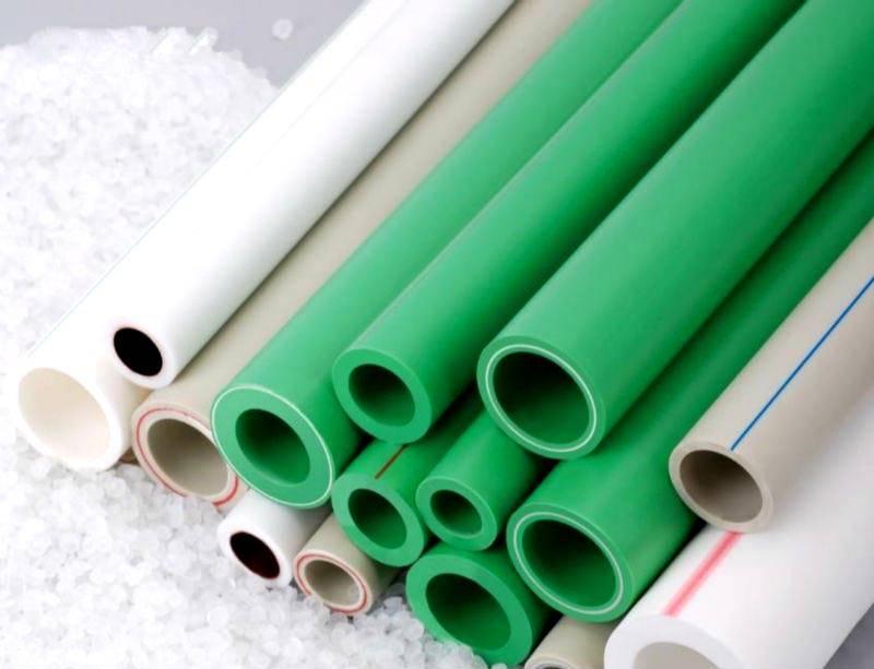 Какие лучше пропиленовые трубы для отопления, не получится определить по цвету