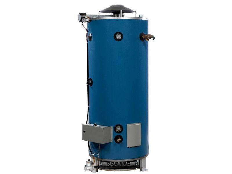 Для небольшой семьи нет смысла выбирать напольный водонагреватель большого объема, поскольку вполне хватит для нагрева воды бойлера на 50 литров