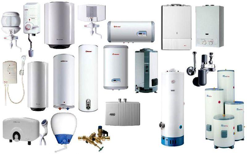 Такое разнообразие водонагревателей затрудняет их выбор