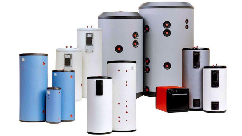 Производители предлагают водонагреватели самого разного объема