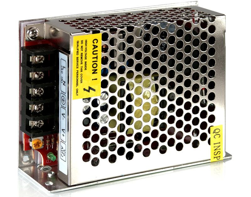 Блок питания 12 В для светодиодной ленты
