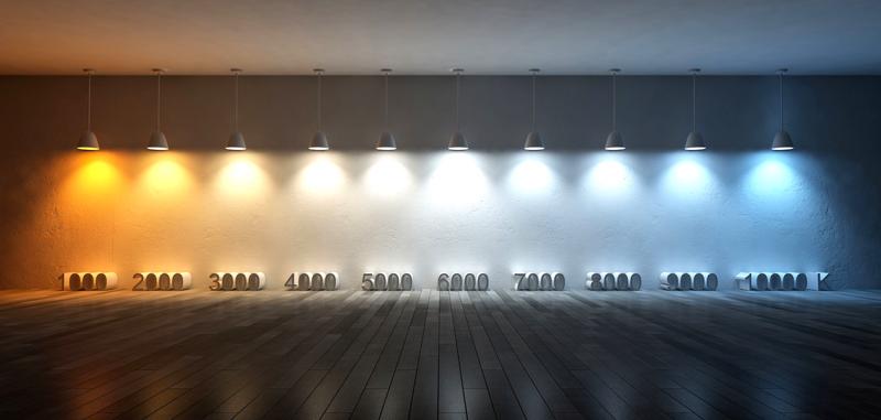 Цветовая гамма светодиодов довольно обширна
