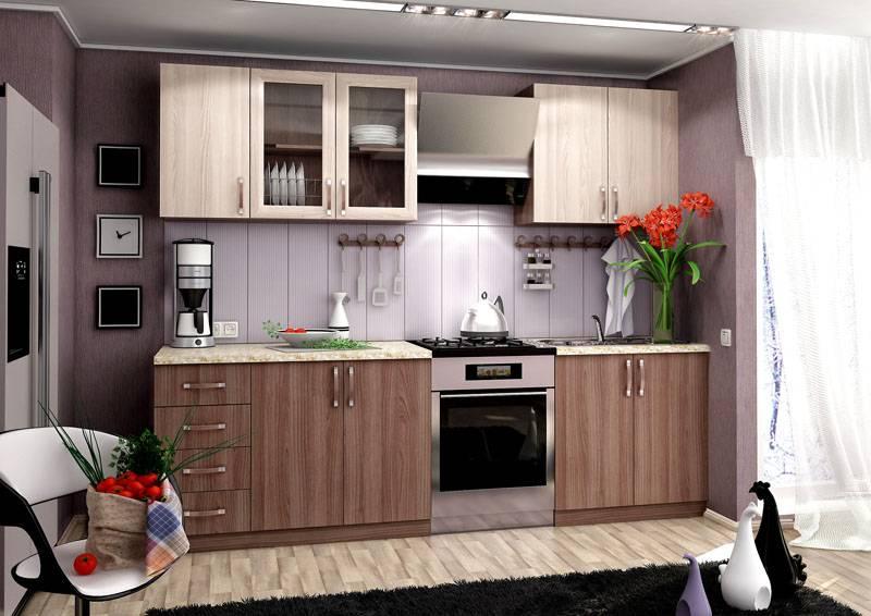Кухни из ламинированного материала