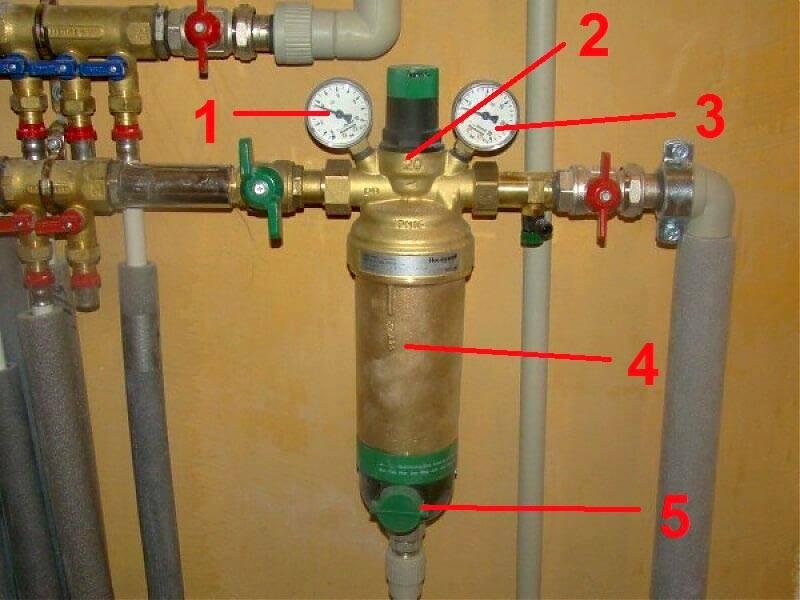 Механическая очистка с контрольными и защитными функциями