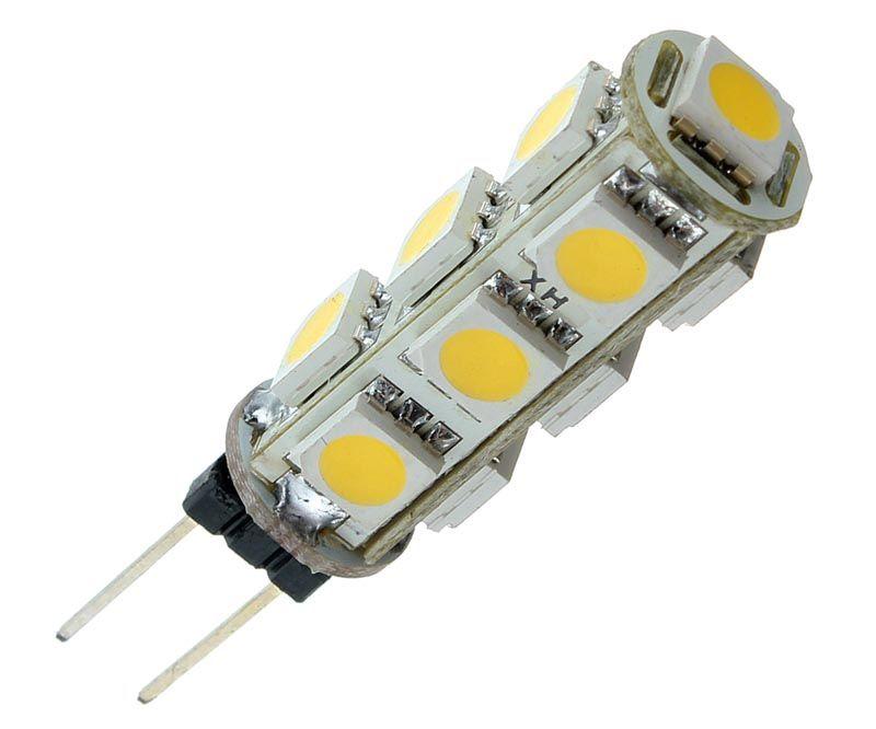 А вот светодиод 5050 чаще используется для таких лампочек
