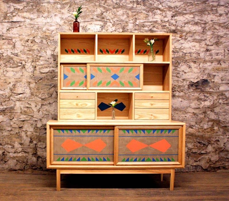 Мебель из декоративных листов