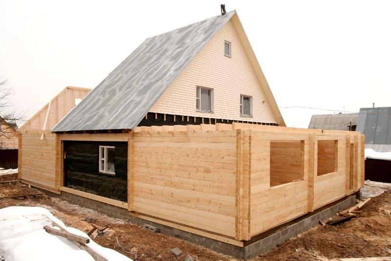 Дополнительное сооружение может быть больше, чем основная часть объекта недвижимости