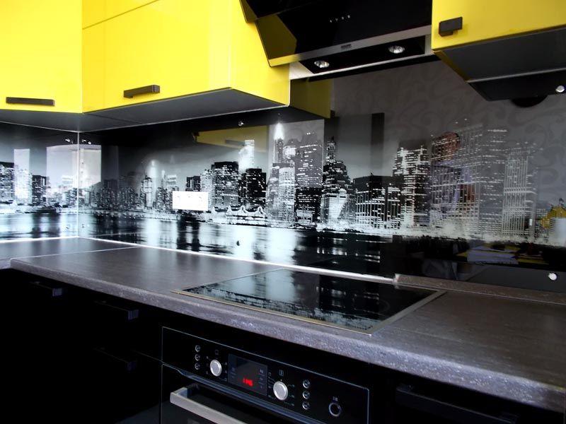Стиль этой кухни на высоте – не подкопаешься