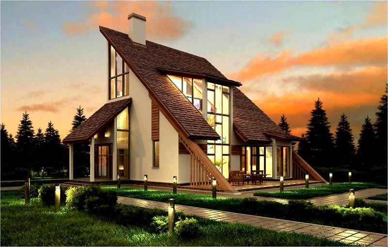 Следует отметить, что по сохранению тепла такое жилище превосходит кирпичные и деревянные дома