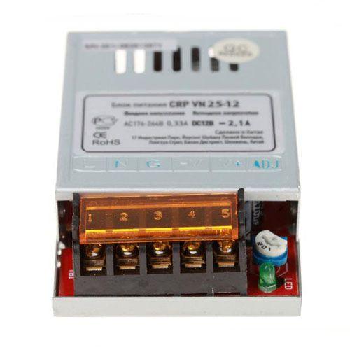 Блок питания 12В для светодиодной ленты: что это за «зверь» и каково его предназначение