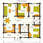 Красивые дома: проекты и фото-примеры разных конструкций