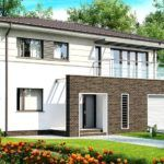 Планы двухэтажных домов: как составить, из чего строить и что следует учитывать