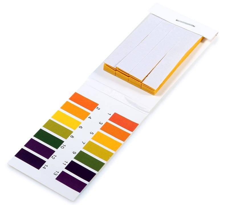 Чтобы исключить ошибки не пользуйтесь примитивными тестами в виде бумажных полосок