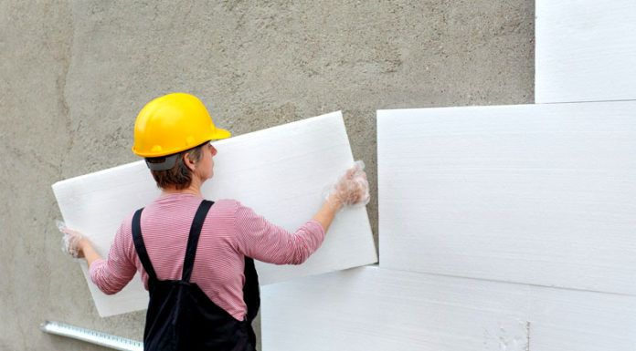 Утеплитель для стен дома снаружи: цена
