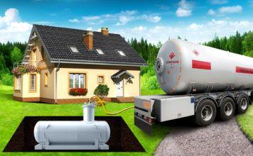 Газгольдеры для частного дома: отзывы, цены