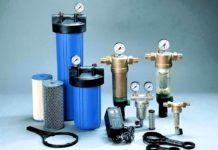 Проточный и магистральный фильтр для воды
