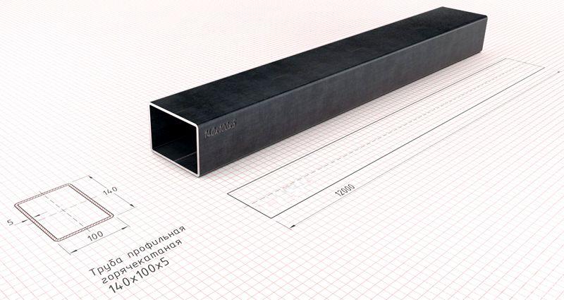 Рассчитать прямоугольную стальную трубу несложно