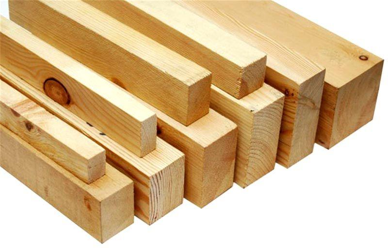 Обрезной брусок способен усилить любую конструкцию