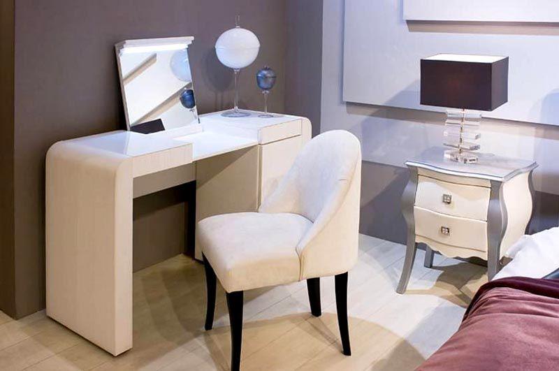 Белый цвет и простота форм позволяет вписаться практически в любой интерьер