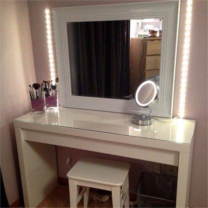 Светодиодное освещение зеркала – это отличное решение