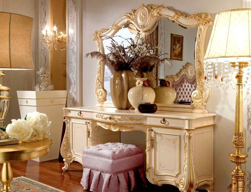 Какая женщина не хотела бы посидеть за таким роскошным столиком