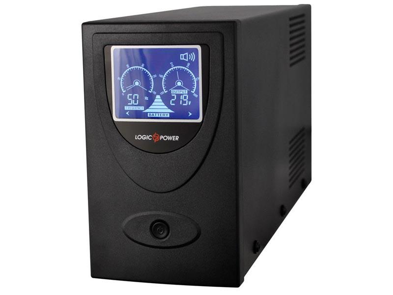 Дисплей значительно облегчает контроль за работой ИБП и подключенного оборудования