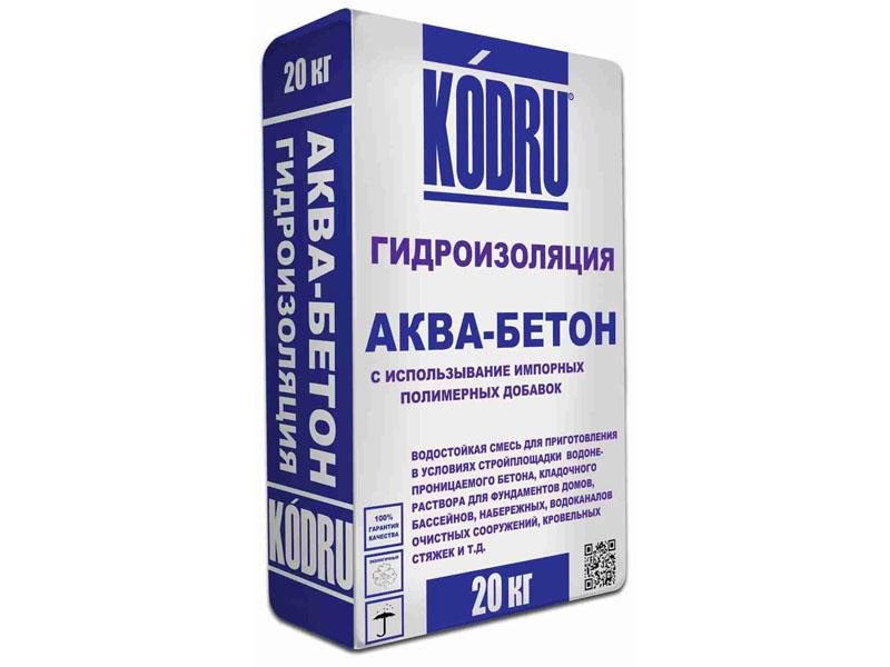 Смесь Аква-Бетон