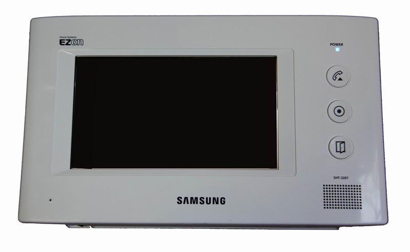Экран Samsung SHT-3207 целых 7 дюймов