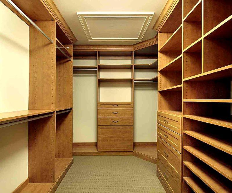 При такой компоновке объем помещения используется наиболее эффективно