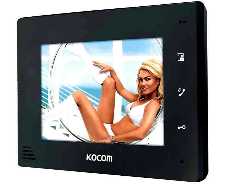 Kocom KCV-A374 – твердое третье место рейтинга