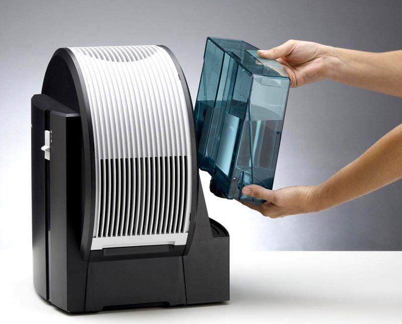 Дисковый очиститель воздуха для квартиры