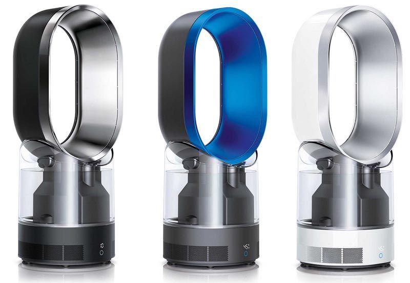 Ультразвуковой увлажнитель воздуха для квартиры Dyson AM10
