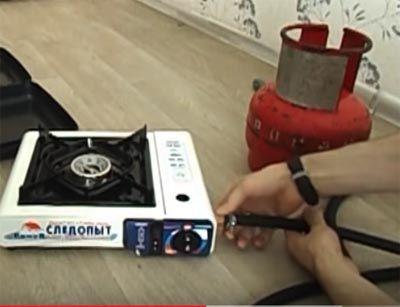Искусство выбирать самое лучшее: газовая плита для дачи под баллон