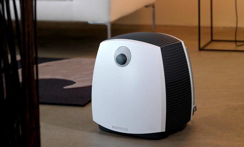 Очиститель воздуха для квартиры и увлажнитель Boneco W2055A