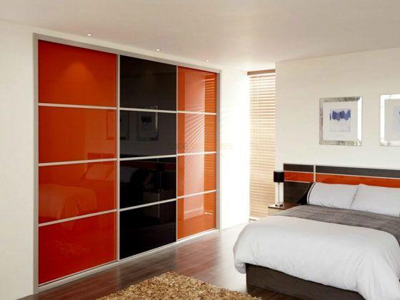 Единые элементы можно применять в дверях и в отделке интерьера