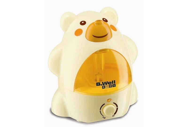 Веселый медвежонок B.Well WH-200 создаст комфортные условия в детской быстро, почти бесшумно