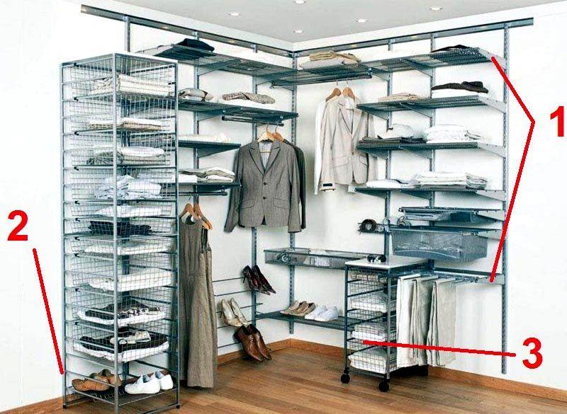 Основные виды систем хранения