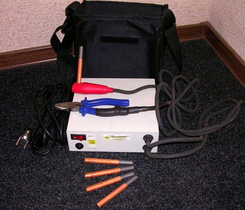 Сварка электропроводов своими руками 31