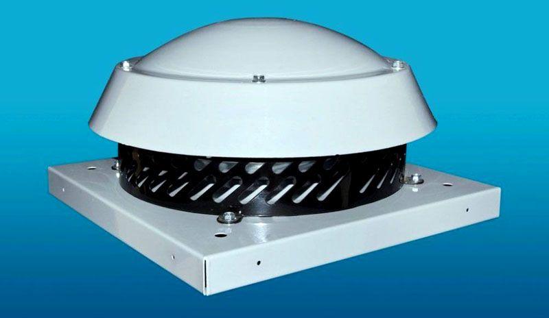 Вентилятор крышного исполнения