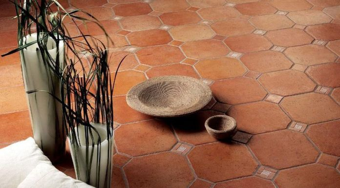Решение на все времена: плитка на пол для коридора и кухни, фото, укладка, уход