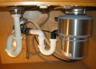 Сифон для раковины на кухню