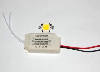Драйверы для светодиодов