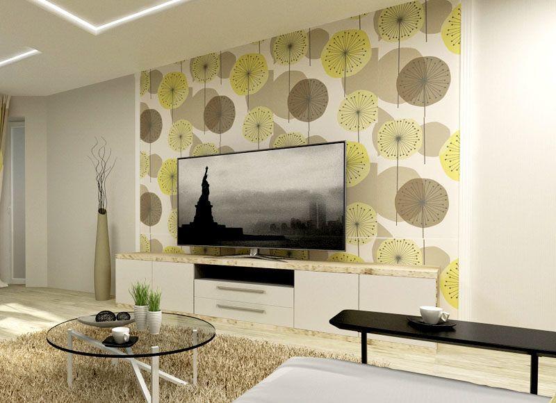 так ремонт квартиры обои дизайн фото разные стены поэтому эта