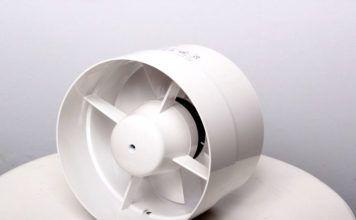 Канальные бесшумные вентиляторы для вытяжки