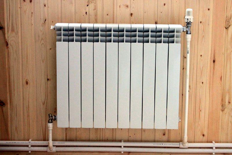 Дизайн радиатором может отличаться