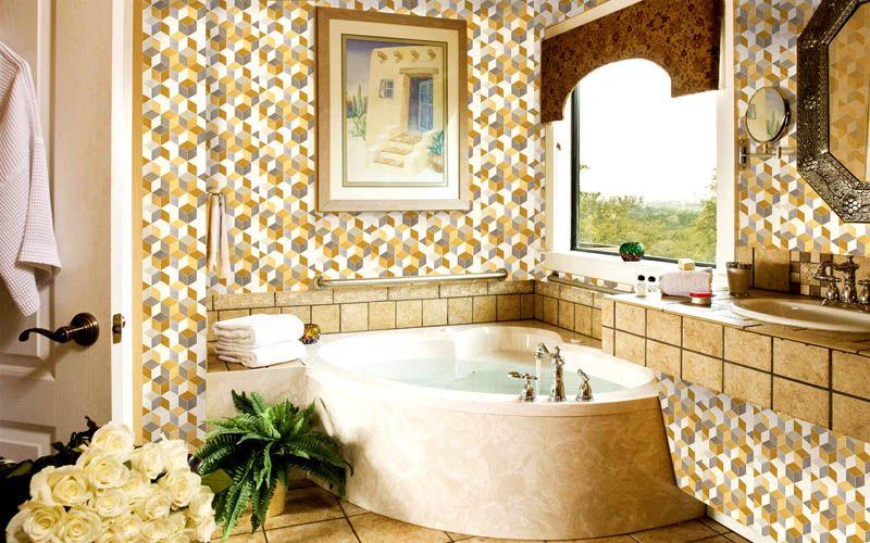 Подходящее решение для ванной комнаты