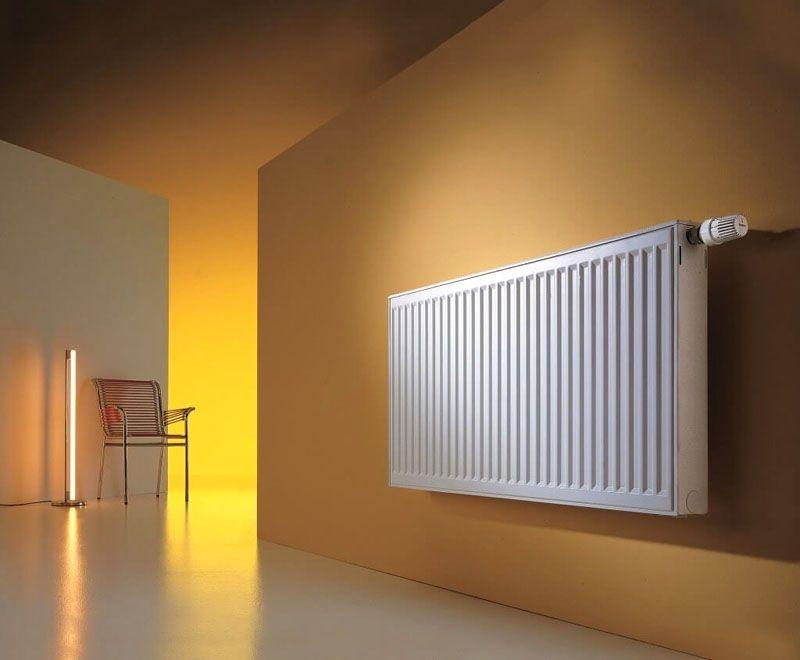 Радиаторная схема самая популярная