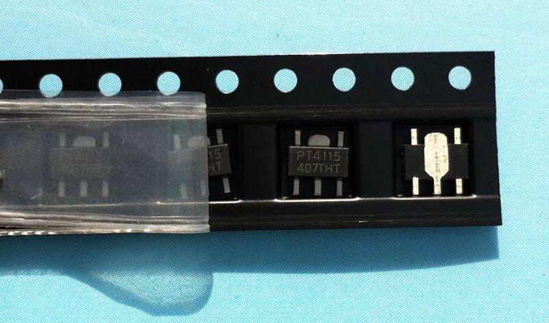 PT4115 Понижающий преобразователь основа для LED-driver