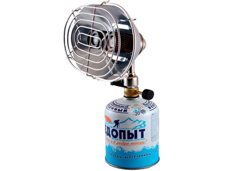 Компактный обогреватель на газе «Следопыт-Ион»
